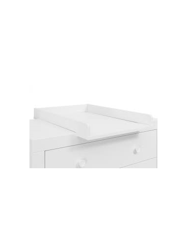 lit mezzanine mi hauteur 90 x 200 cm belle blanc bopita. Black Bedroom Furniture Sets. Home Design Ideas